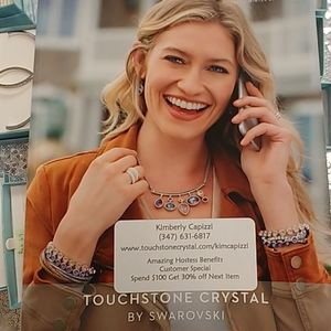 Touchstone crystal by SWAROSKI ll